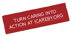 Turn caring into action at icareby.org